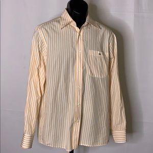 Lacoste men's button down shirt size -40